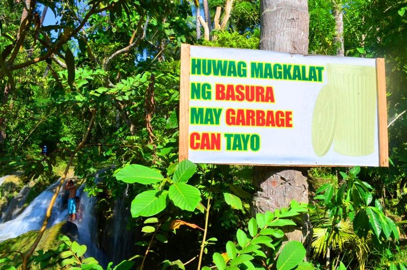 Hagimit Falls, Samal Island, Philippines